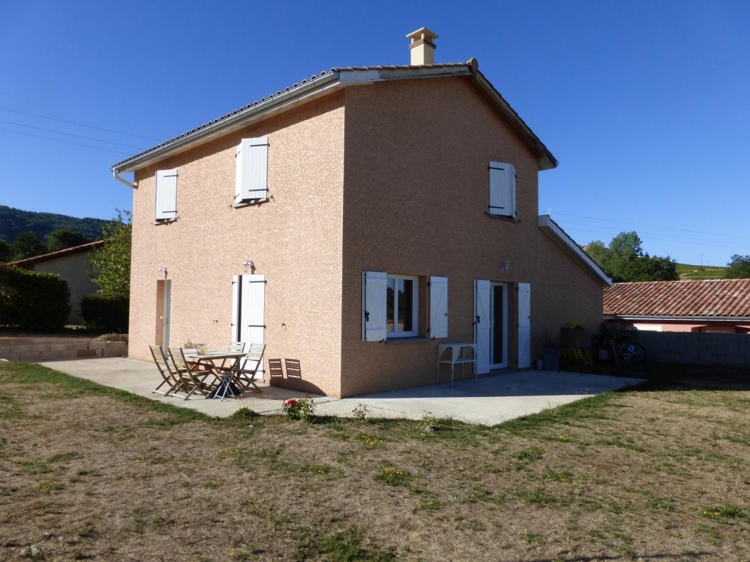 Maisons vendre charentay entre particuliers et agences for Acheter maison beaujolais