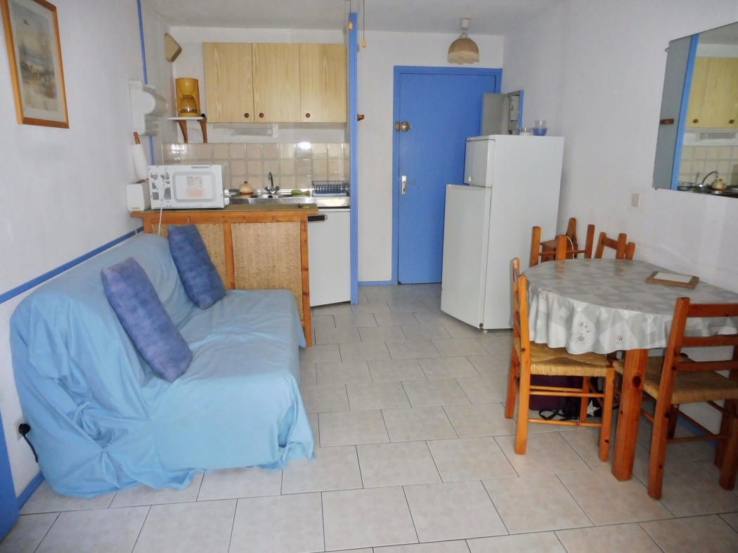 Vente Appartement 2 pièces LE BARCARES 66420