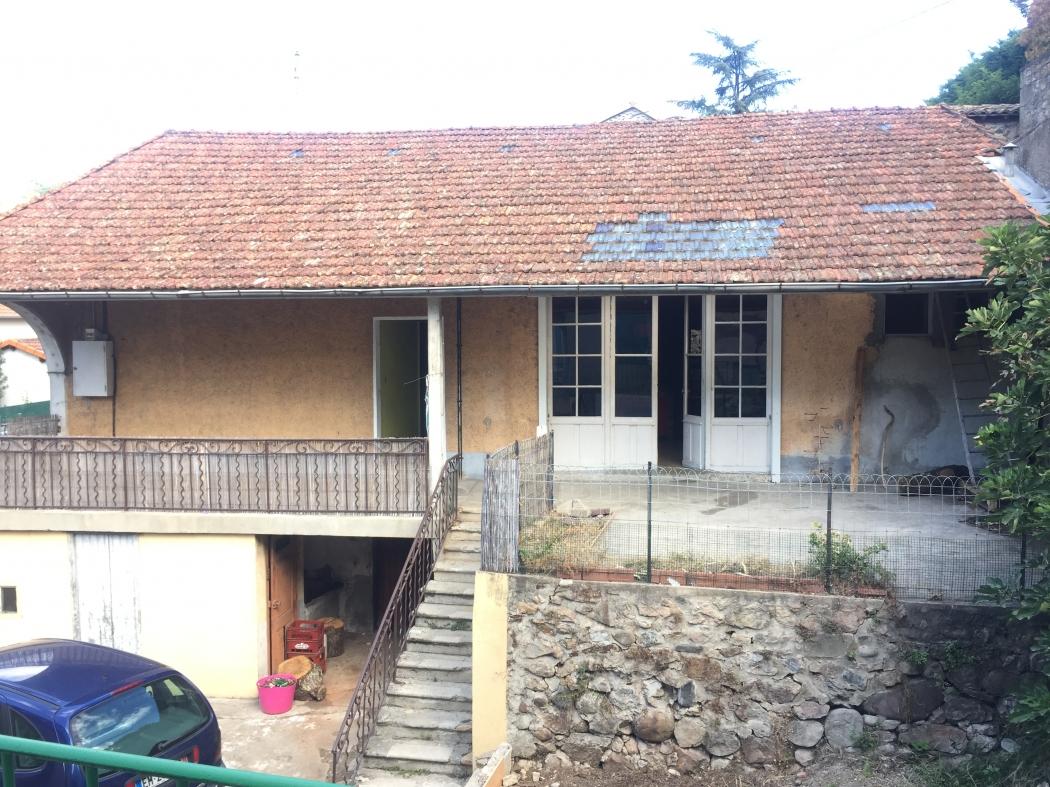 Vente Maison 3 pièces VALS LES BAINS 07600