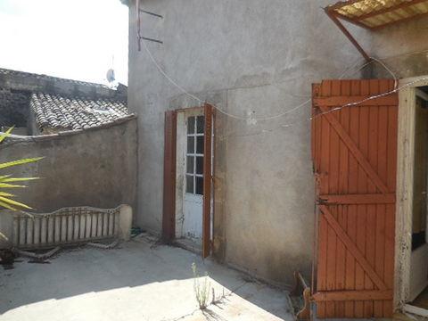 Vente Maison 3 pièces LEZIGNAN LA CEBE 34120
