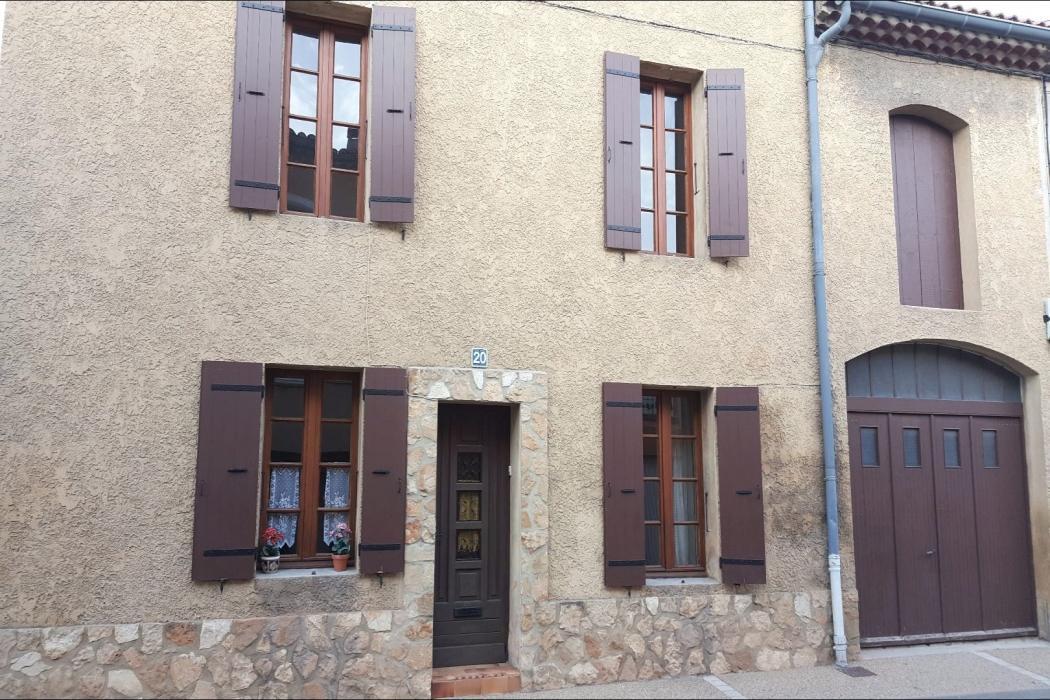 Vente Maison 4 pièces JONQUIERES 84150