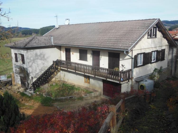 Vente Maison 5 pièces MEAUX LA MONTAGNE 69550