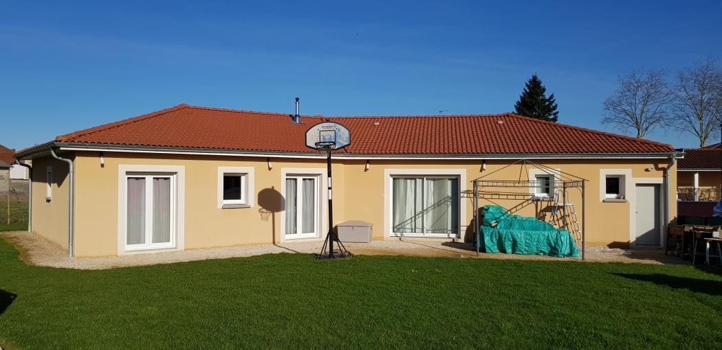 Immo De France Maison De Ville  Ef Bf Bd Bourg En Bresse