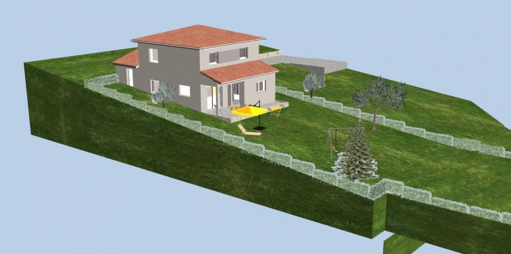 Vente Maison 6 pièces EURRE 26400