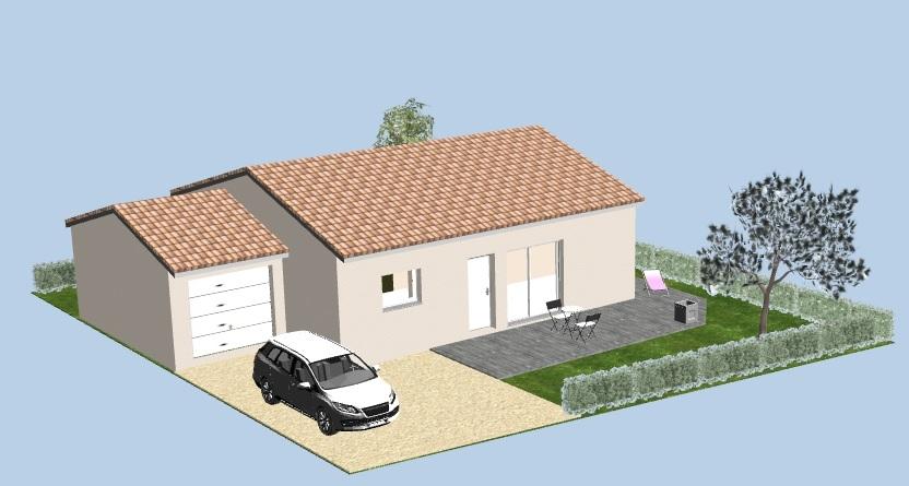 Vente Maison 4 pièces EURRE 26400
