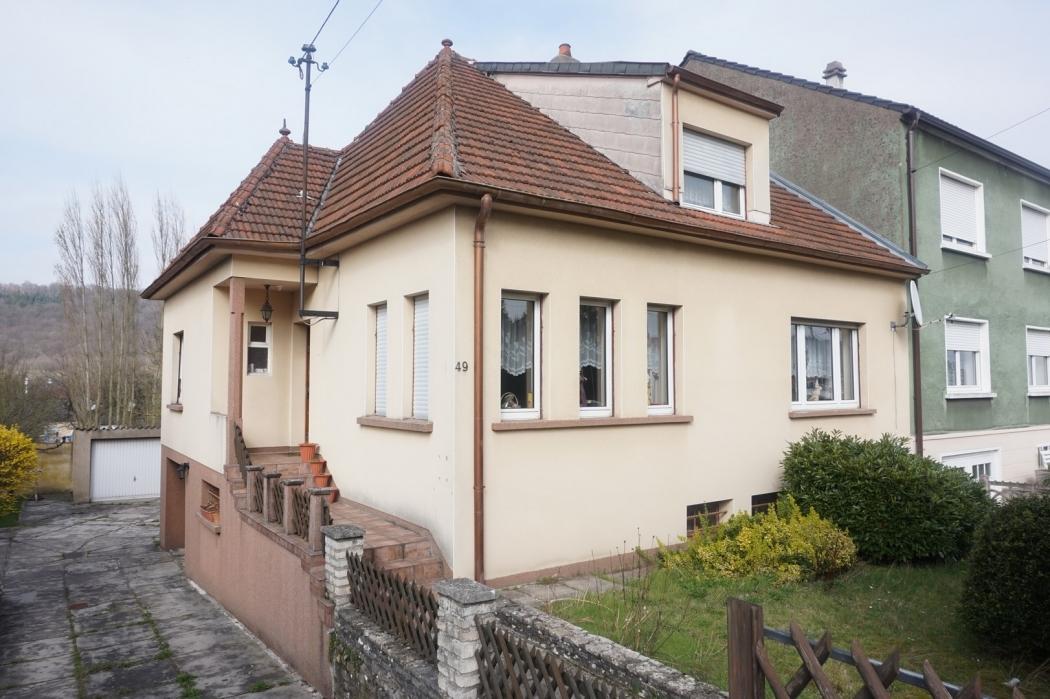 Maisons vendre sur diesen 57890 4 r cemment ajout es for Acheter maison france voisine geneve
