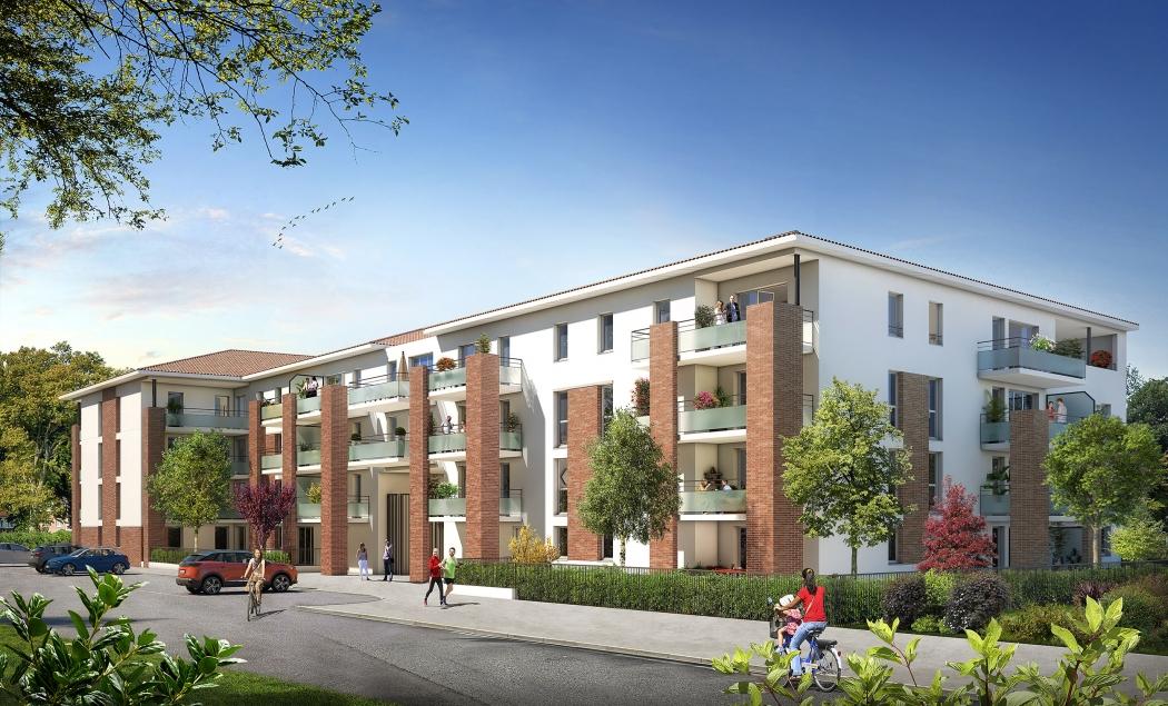 Vente Appartement 2 pièces MONDONVILLE 31700
