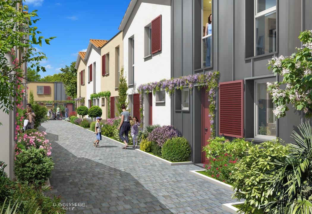 Maisons vendre sur toulouse 31300 4 r cemment ajout es for Acheter maison toulouse