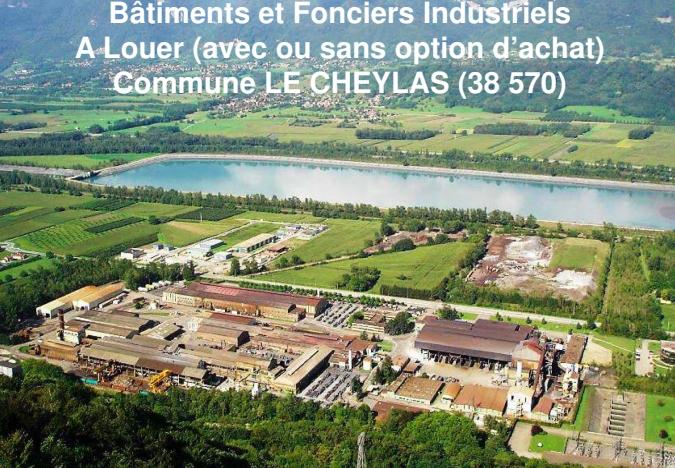 Vente Terrain 1 pièces LE CHEYLAS 38570