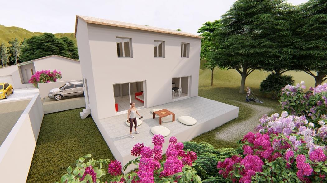 Vente Maison 4 pièces MANDUEL 30129
