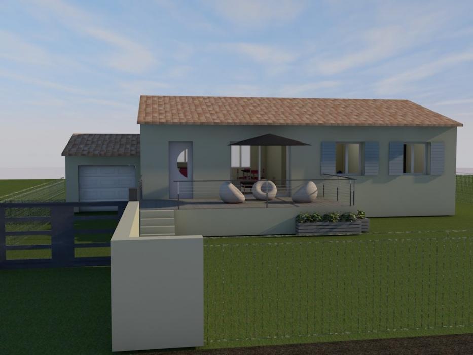 Vente Maison 4 pièces EYRAGUES 13630
