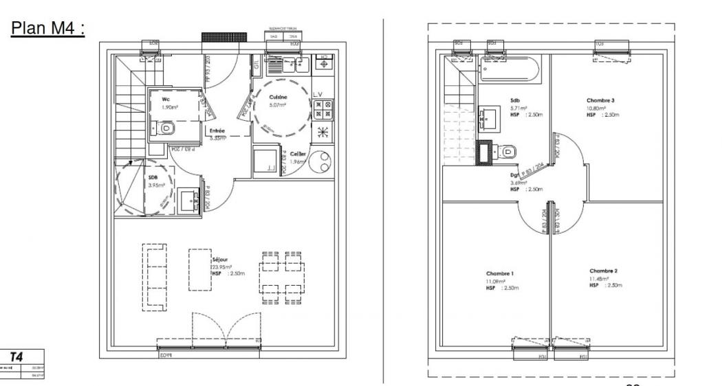 Vente Maison 4 pièces GRADIGNAN 33170