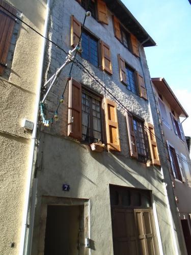 Vente Maison 8 pièces TARASCON SUR ARIEGE 09400