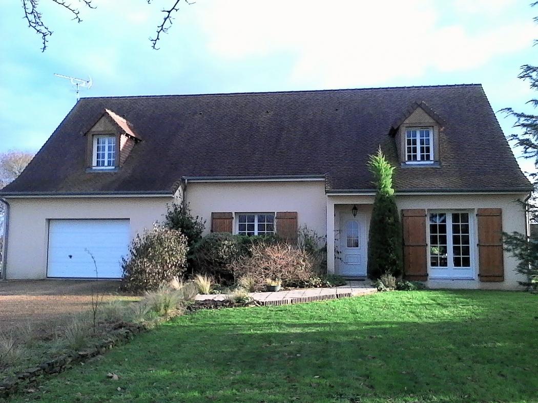 Maisons vendre melleray la vallee entre particuliers for Acheter une maison de campagne pas cher