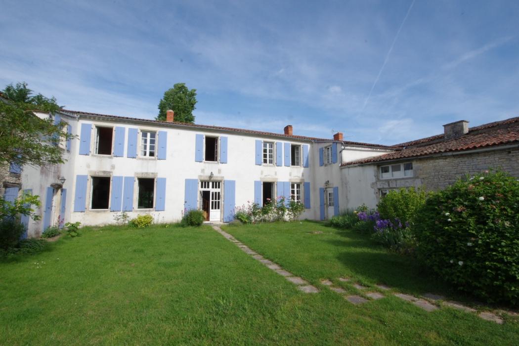 Achat maison charentaise maison vendre for Achat maison floirac