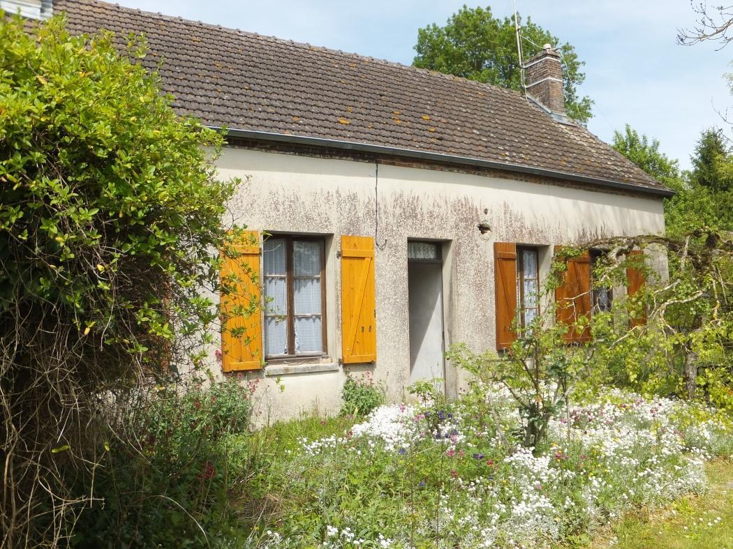 Maisons vendre prunay belleville entre particuliers et for Acheter maison france voisine