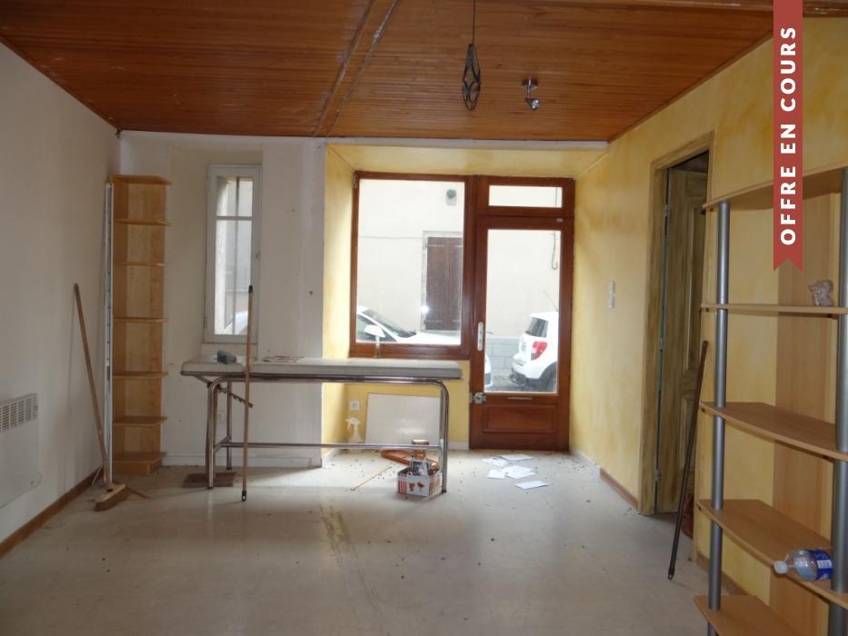 Vente Appartement 2 pièces BAGNOLS LES BAINS 48190